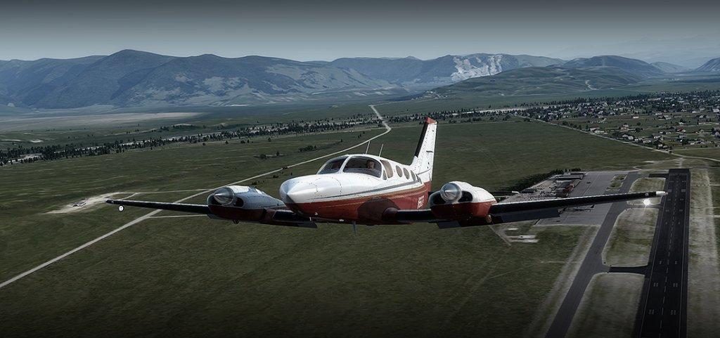 C421 C GOLDEN EAGLE FSX/P3D