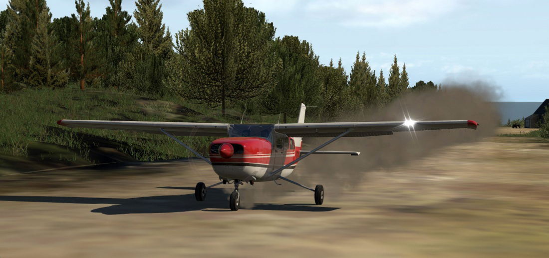 SimCatalog - Alabeo - C207 Skywagon for X-Plane 11