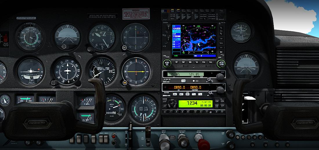 C177 CARDINAL II FSX/P3D